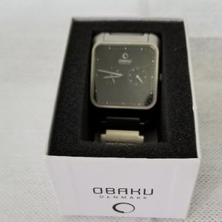 オバック(OBAKU)のobaku(腕時計(アナログ))