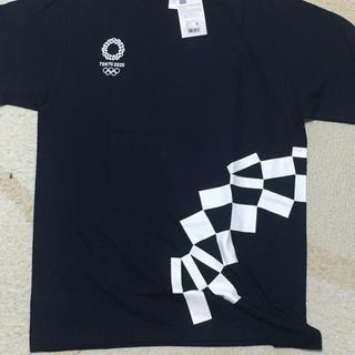 東京オリンピック エンブレムTシャツ 新品未使用(Tシャツ/カットソー(半袖/袖なし))