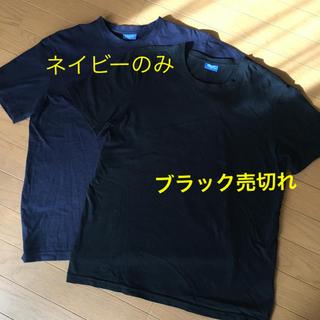 シティーラブ(CITY LAB)のcityLAB クルーネック 無地メンズTシャツ 2枚セット(Tシャツ/カットソー(半袖/袖なし))