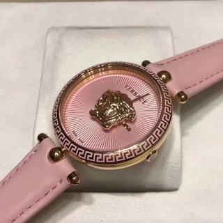 ヴェルサーチ(VERSACE)のヴェルサーチ ベルサーチ レディース 腕時計 ピンク (腕時計)