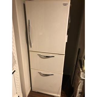 ヒタチ(日立)のまいまい様*日立 ノンフロン冷凍冷蔵庫[中古](冷蔵庫)
