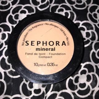 セフォラ(Sephora)のSEPHORA パウダーファンデーション(ファンデーション)