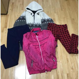 ナイキ(NIKE)の冬服 メンズ レディース セット 福袋(セット/コーデ)