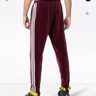 アディダス(adidas)のAdidas ベロアパンツ XS メンズ(スラックス)