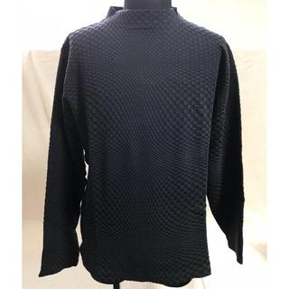 ティノラス(TENORAS)のTenoras ティノラス ボトルネックカットソー メンズ LARGE(Tシャツ/カットソー(七分/長袖))