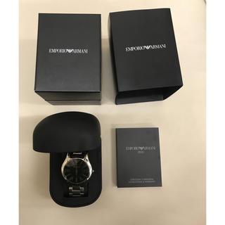 エンポリオアルマーニ(Emporio Armani)の腕時計(金属ベルト)