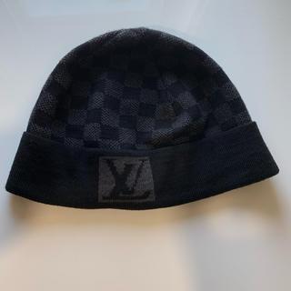 ルイヴィトン(LOUIS VUITTON)のルイ ヴィトン  ニット帽(ニット帽/ビーニー)