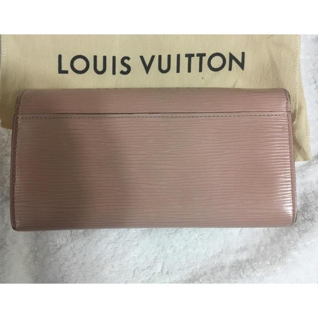 LOUIS VUITTON(ルイヴィトン)のルイヴィトン 長財布 エピ レディースのファッション小物