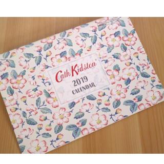 キャスキッドソン(Cath Kidston)のキャス キッドソン 2019カレンダー(カレンダー/スケジュール)