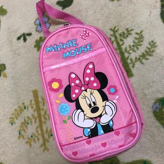 ディズニー(Disney)の未使用 ディズニー 上履き入れ(シューズバッグ)