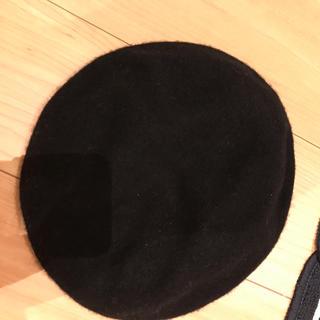 ワンアフターアナザーナイスクラップ(one after another NICE CLAUP)のベレー帽  NICE CLAUP(ハンチング/ベレー帽)