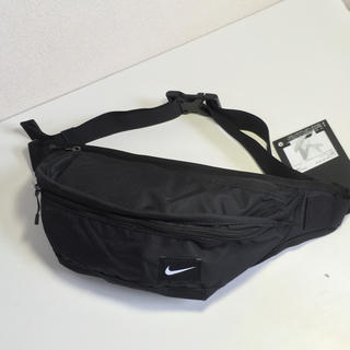 ナイキ(NIKE)の送料込 Nike ボディバッグ ナイキ ブラック 新品 90s 黒 ナイキ (ボディーバッグ)