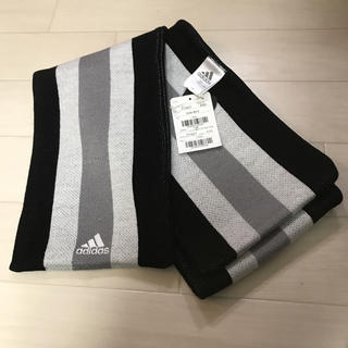 アディダス(adidas)のadidas ストライプマフラー(マフラー)