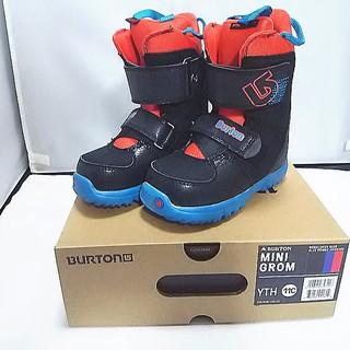 バートン(BURTON)の値下げ★新品BURTON バートンキッズ子供スノーボードブーツ17.5cm(ブーツ)