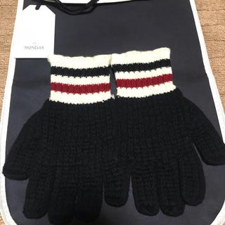 モンクレール(MONCLER)のモンクレール 新品未使用(手袋)
