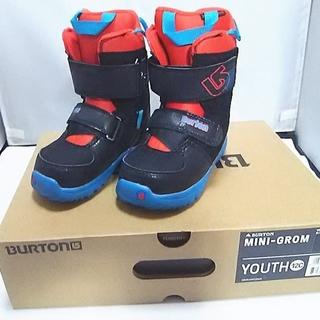 バートン(BURTON)の値下げ★新品BURTON バートン キッズ スノーボード ブーツ子供18.5cm(ブーツ)