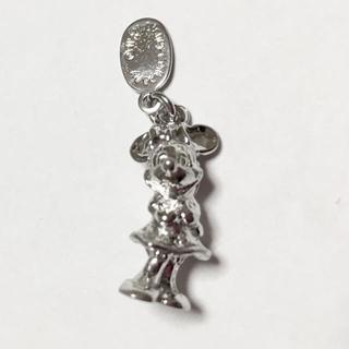 ディズニー(Disney)のちゃーさん専用 ミニーマウス・ペンダントトップとハローキティの指輪(チャーム)