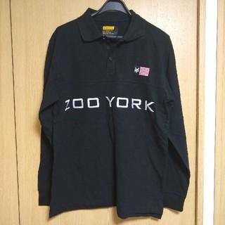 ズーヨーク(ZOO YORK)の☆新品☆ ZOOYORK メンズ ロング ポロシャツ ズーヨーク zooyork(ポロシャツ)