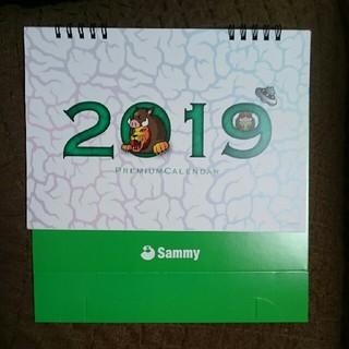 サミー(Sammy)の2019年Sammyプレミアムカレンダー(その他)