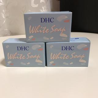 ディーエイチシー(DHC)のDHC ホワイト ソープ(ボディソープ / 石鹸)