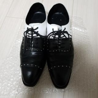 ザトゥエルヴ(THE TWELVE)の廃盤 ザトゥエルブ バイカラー革靴(ドレス/ビジネス)