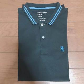 ジャンルーカジョルダーノ(Gianluca Giordano)のGIORDANO  ポロシャツ(ポロシャツ)