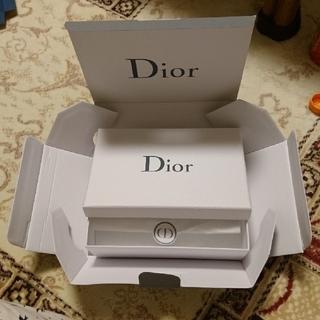 ディオール(Dior)のDior ディオール box ギフトボックス 封筒・購入特典IDつき(ラッピング/包装)