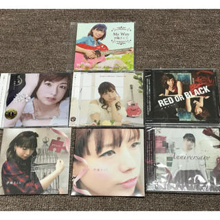 伊藤さくら CD7枚セット(ポップス/ロック(邦楽))
