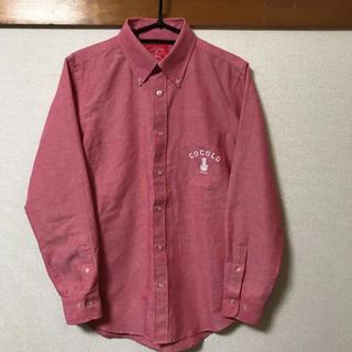 ココロブランド(COCOLOBLAND)のcocolo bland シャンブレーシャツ(シャツ)