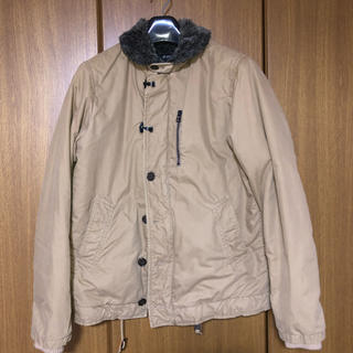 ムジルシリョウヒン(MUJI (無印良品))の印 いん ジャケット(ピーコート)