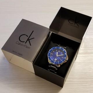 ck 腕時計 K2W21Z ブルー