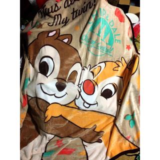 ディズニー(Disney)のチップとデール 毛布(毛布)