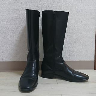 バークレー(BARCLAY)のバークレー *黒のロングブーツ(ブーツ)