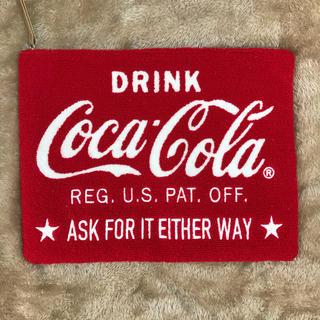 コカコーラ クラッチバッグ