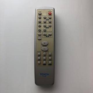 デノン(DENON)のリモコン DENON テープ DVD MD (DVDプレーヤー)