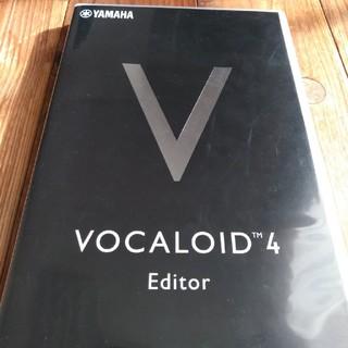 YAMAHA ヤマハ ボーカロイドエディター VOCALOID4 Editor(DAWソフトウェア)