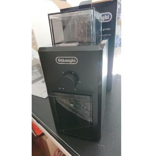 デロンギ(DeLonghi)のデロンギ製 コーヒー豆 グラインダー(電動式コーヒーミル)