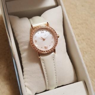 カナルヨンドシー(canal4℃)のあいさん専用🙆canal 4℃(腕時計)
