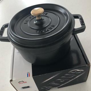 ストウブ(STAUB)のストウブ staub  鍋 20(調理道具/製菓道具)