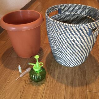 イケア(IKEA)のイケア 観葉植物 鉢カバーのみ(プランター)