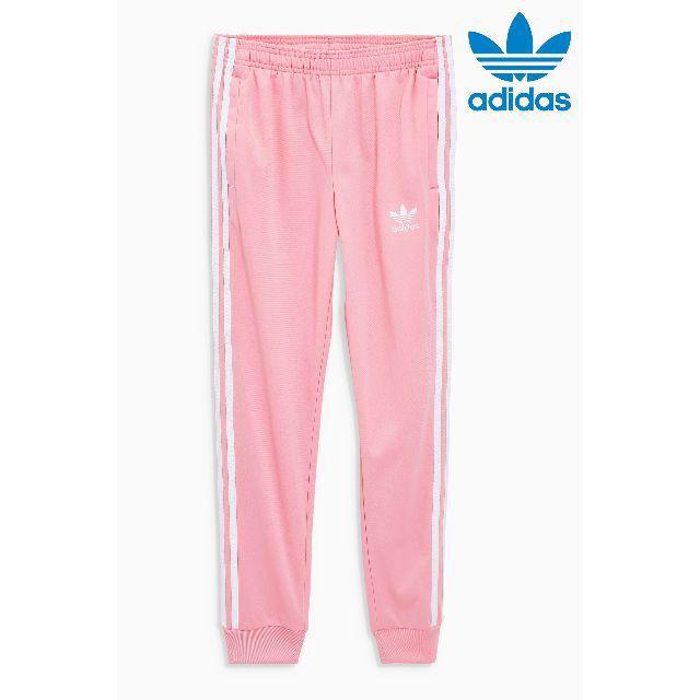 adidas(アディダス)のadidas originals キッズトラックパンツ 3ストライプジャージ キッズ/ベビー/マタニティのキッズ服 男の子用(90cm~)(パンツ/スパッツ)の商品写真