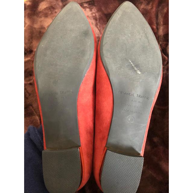 ORiental TRaffic(オリエンタルトラフィック)の★ORiental  TRaffic★  ポインテッドトゥオペラパンプス レディースの靴/シューズ(ハイヒール/パンプス)の商品写真
