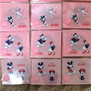 ディズニー(Disney)のエビアン Évian ディズニー 非売品  シール(その他)
