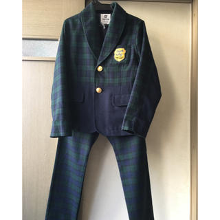 ハイキング(highking)のHigh Kingセットアップスーツ 130(ドレス/フォーマル)