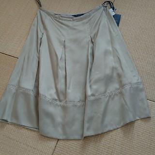 バーバリー(BURBERRY)の新品未使用 バーバリー フレアスカート(ひざ丈スカート)