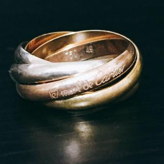 カルティエ(Cartier)のCartier  トリニティ5連リング(リング(指輪))
