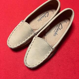 クラークス(Clarks)の楽天中毒症様 専用 他の方のご購入禁止クラークス イエロー系 ローファー (ローファー/革靴)