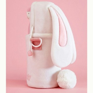アライアン(ALLIAN)のクリスマスプレゼント イタリア ウサギ模様 保温カップ(容器)