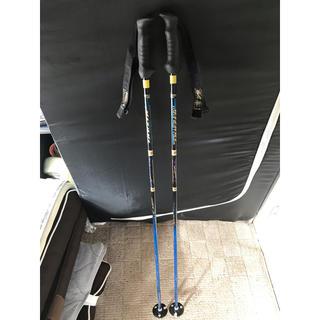 キザキ(KIZAKI)のキザキ KIZAKI ストック スキー カーボン 110(ストック)