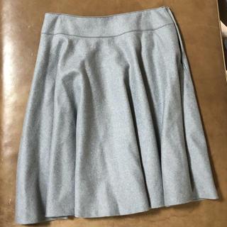 セイブヒャッカテン(西武百貨店)のリミテッドエディション フレアスカート 38(ひざ丈スカート)